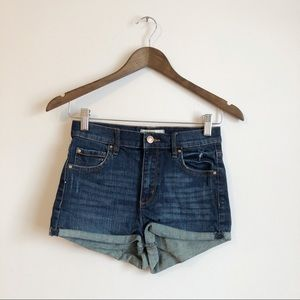 🎃 3/$25 Garage Denim High Waist Short Shorts 🎃